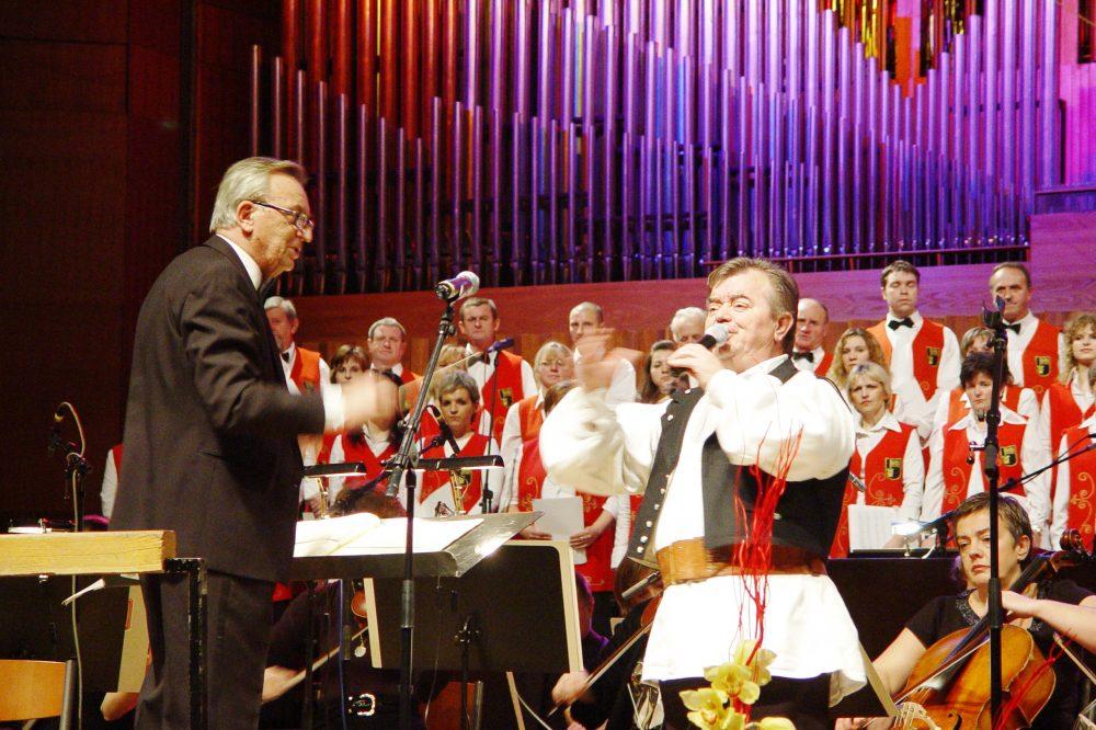 Stjepan Mihaljinec i Radek Brodarec su punih 40 godina prisutni na krapinskim festivalima