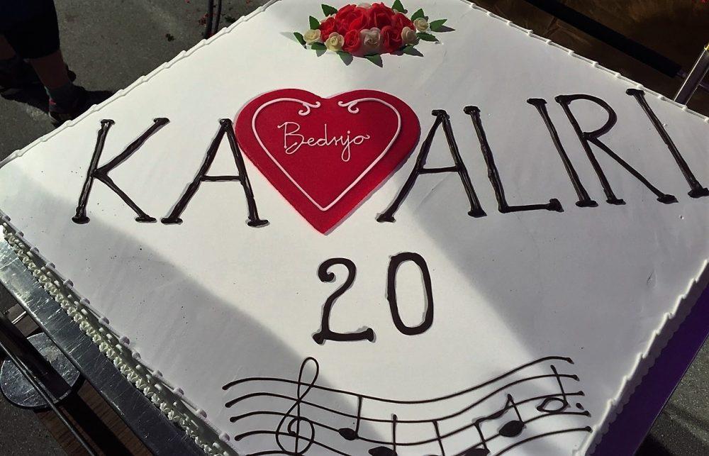 kavaliri 20 torta slika