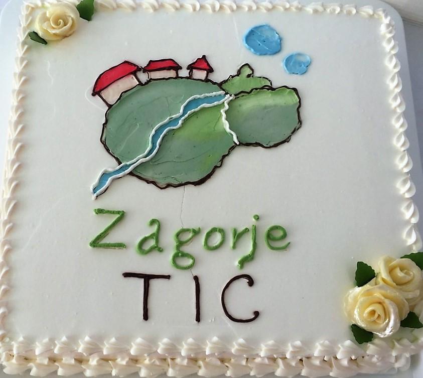 tic začretje torta