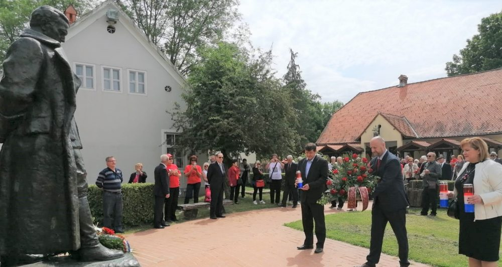 Svečano u Kumrovcu uz Dan mladosti 2020