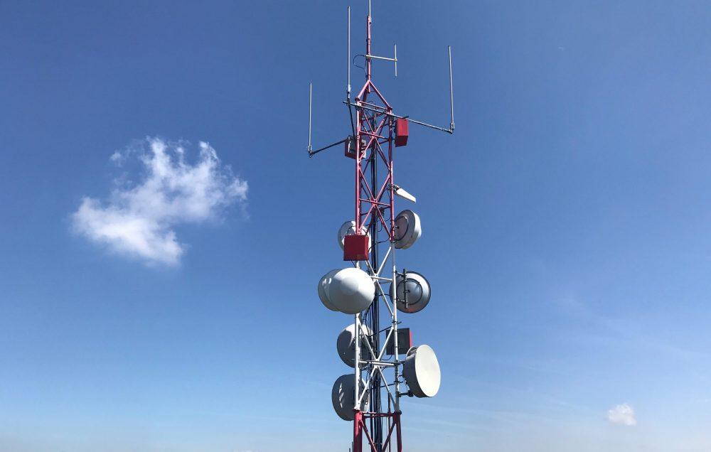 Telekomunikacijski objekt Radija Kaj Ivančica